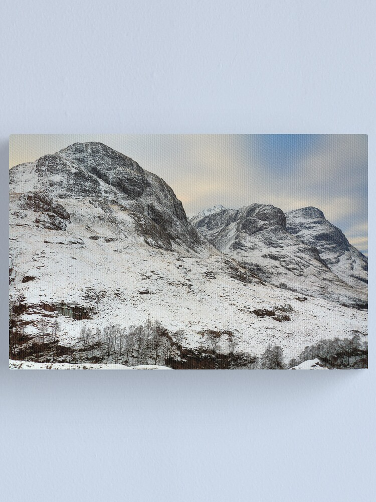 Alternate view of The Three Sisters Canvas Print