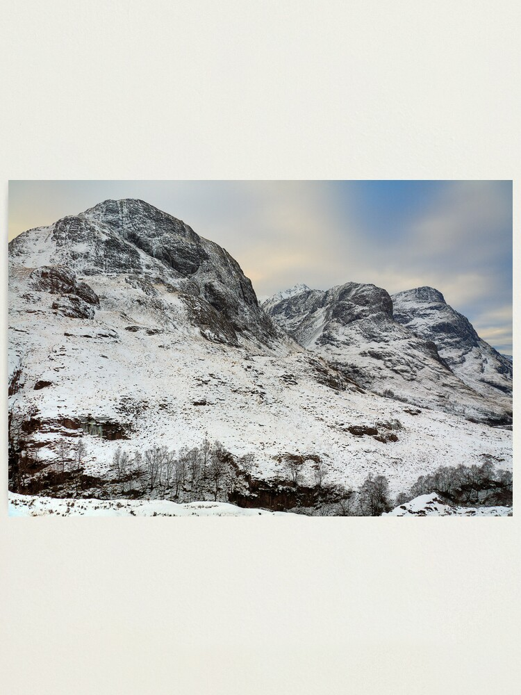 Alternate view of The Three Sisters Photographic Print