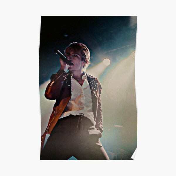 Ross Lynch Live Poster