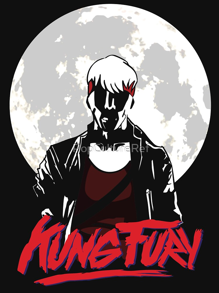Kung Fury - Moon by PopCultureRef