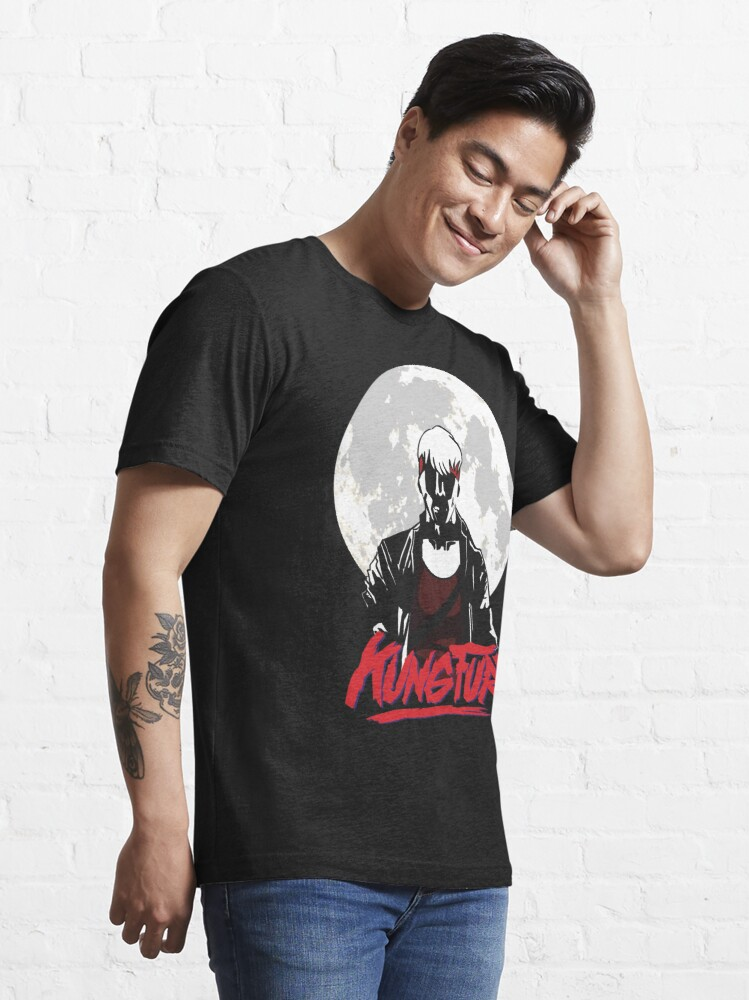 Alternate view of Kung Fury - Moon Essential T-Shirt
