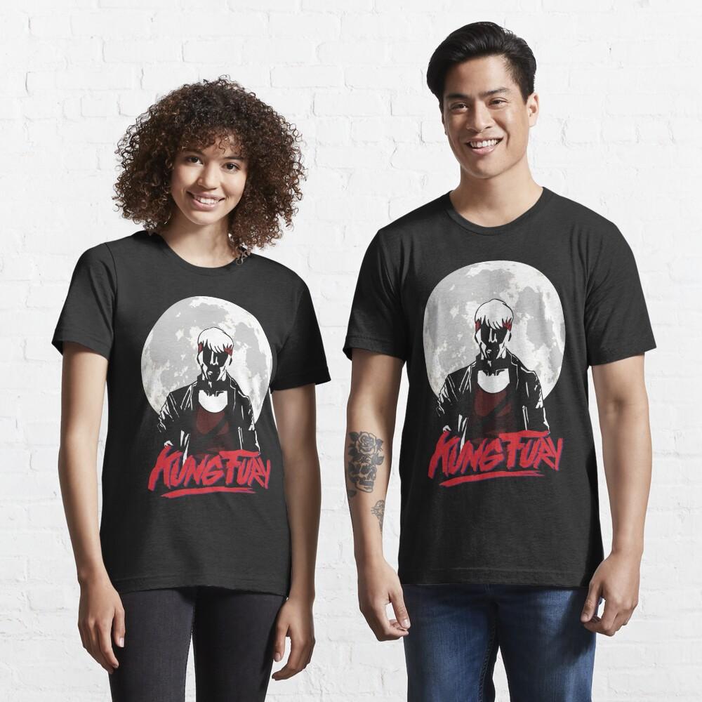 Kung Fury - Moon Essential T-Shirt