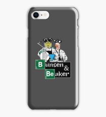 Bunsen & Beaker iPhone Case/Skin