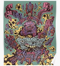 Love Letter to Jack Kirby Poster