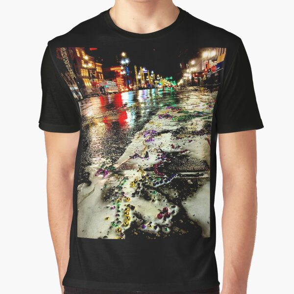 Every Bead In The Gutter Shines Graphic T-Shirt