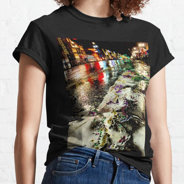 Every Bead In The Gutter Shines Classic T-Shirt