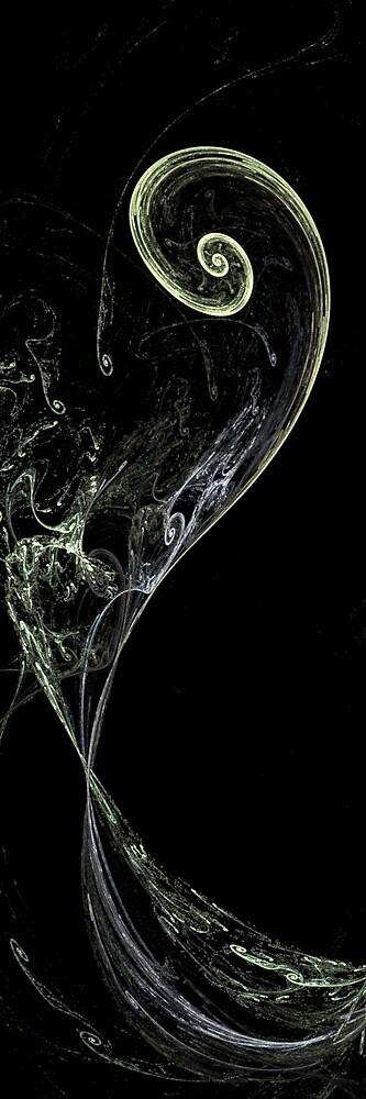 Twirly by Benedikt Amrhein
