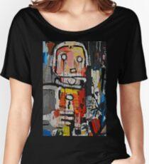 Camiseta ancha para mujer Mayor Tom