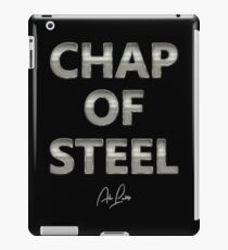 Alan Partridge – Chap of Steel iPad Case/Skin