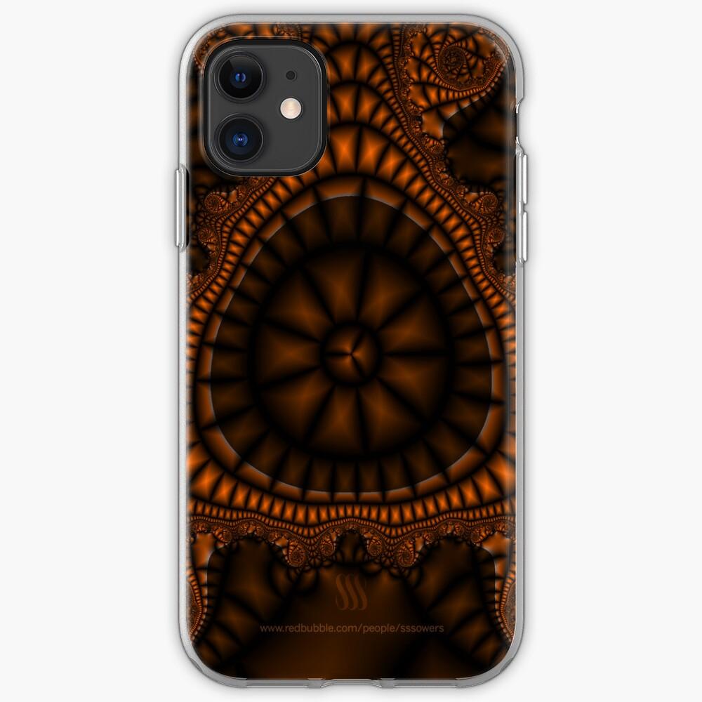 AztecPod Fractal iPhone Case & Cover