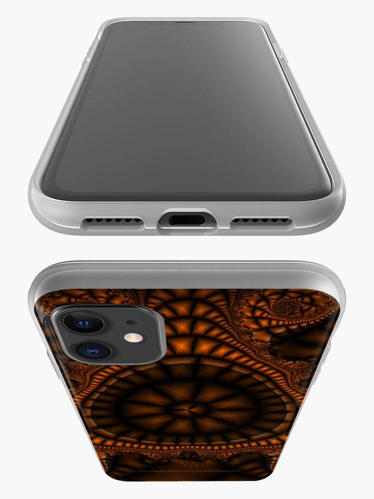 Alternate view of AztecPod Fractal iPhone Case & Cover