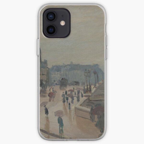 Le Pont Neuf iPhone Soft Case