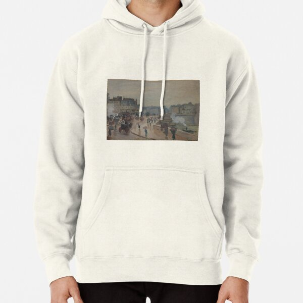 Le Pont Neuf Pullover Hoodie