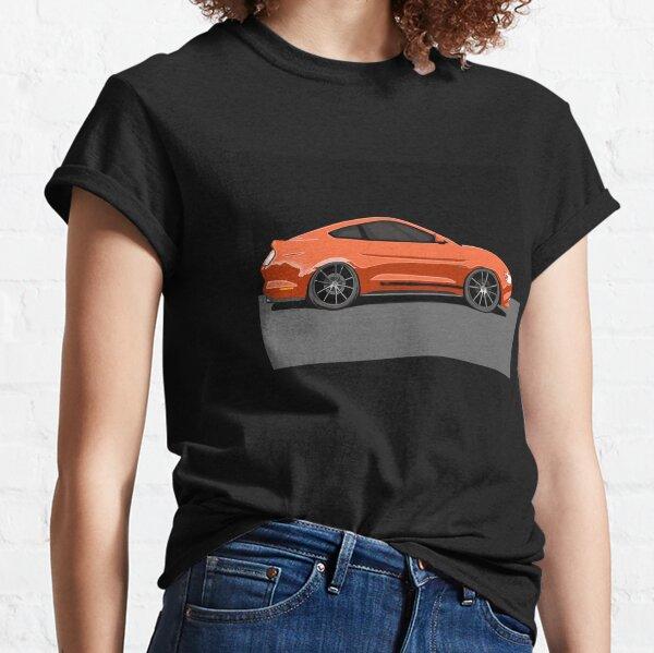 Orange Heat Classic T-Shirt