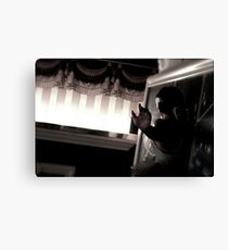 Lost Theater Canvas Print
