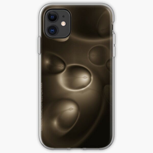 Cosmic Meiosis iPhone Soft Case