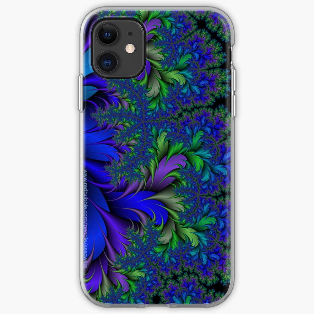 Peacock Ore 2 iPhone Case & Cover