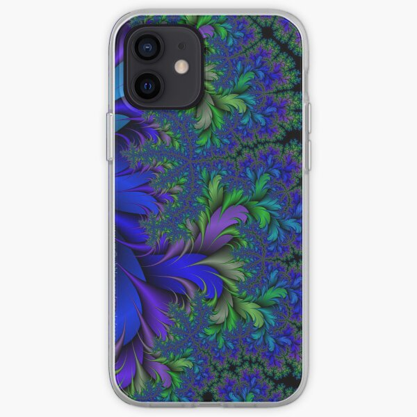 Peacock Ore 2 iPhone Soft Case