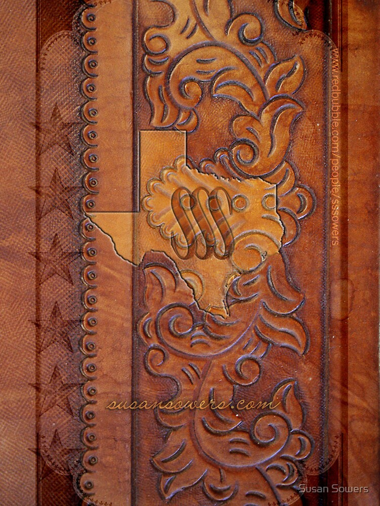 Texas Leather by SSSowers