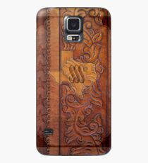 Texas Leather Case/Skin for Samsung Galaxy