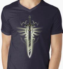 Master Sword solo Men's V-Neck T-Shirt