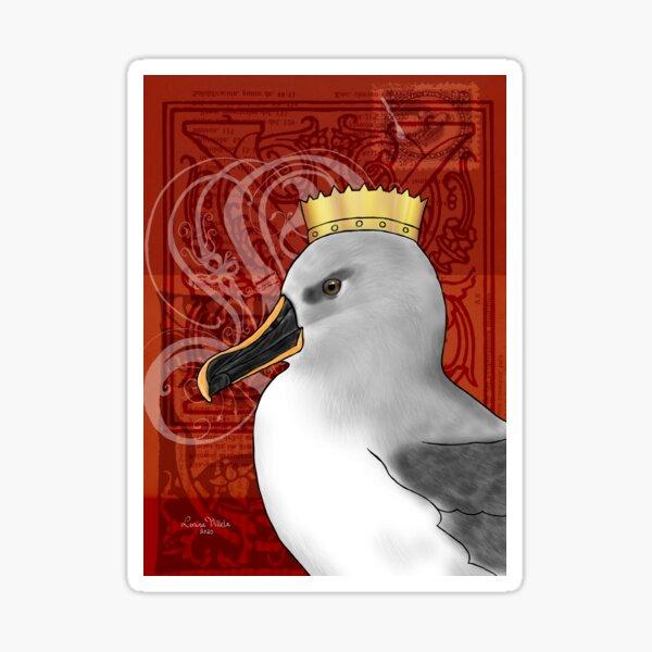 Grey-headed Albatross Sticker
