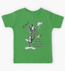 Cat N Mouse Game 2 Kids Clothes