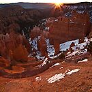 Bryce Canyon Sunrise by Rob Lodge
