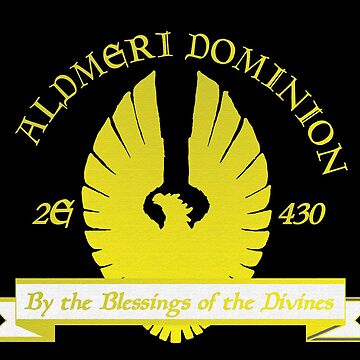Aldmeri Dominion 2.0 by CrashBdesigN