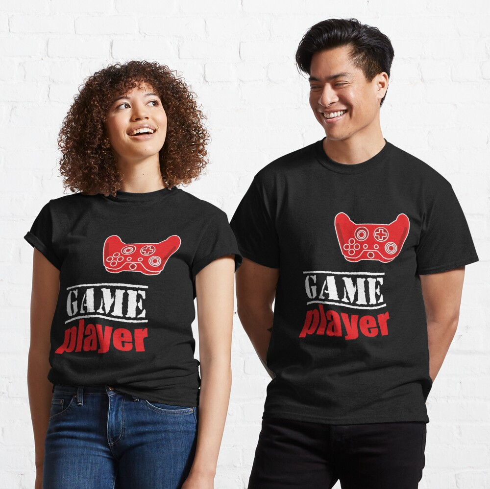 Game player Classic T-Shirt