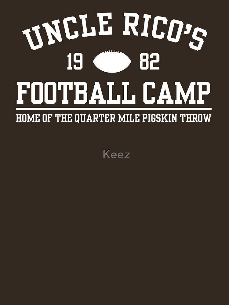 UNCLE RICO'S FOOTBALL CAMP | Unisex T-Shirt