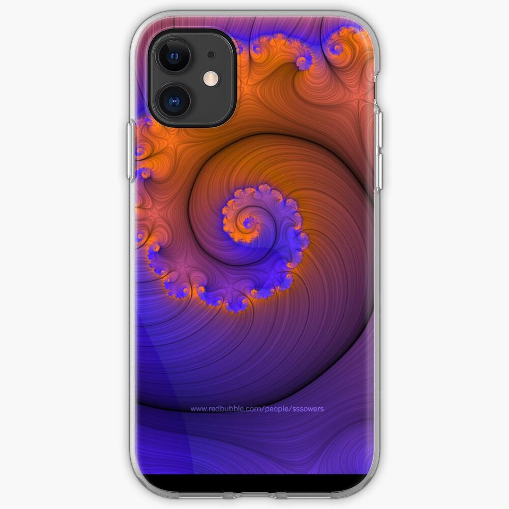 Frilled Nautilus 2 iPhone Case & Cover