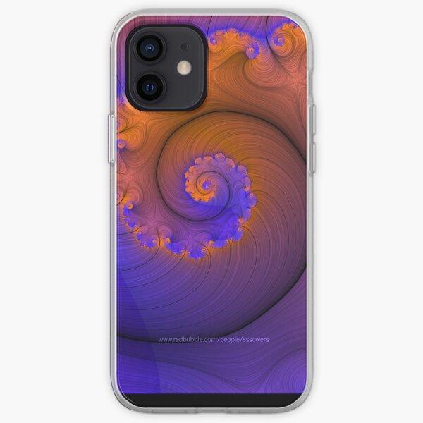 Frilled Nautilus 2 iPhone Soft Case