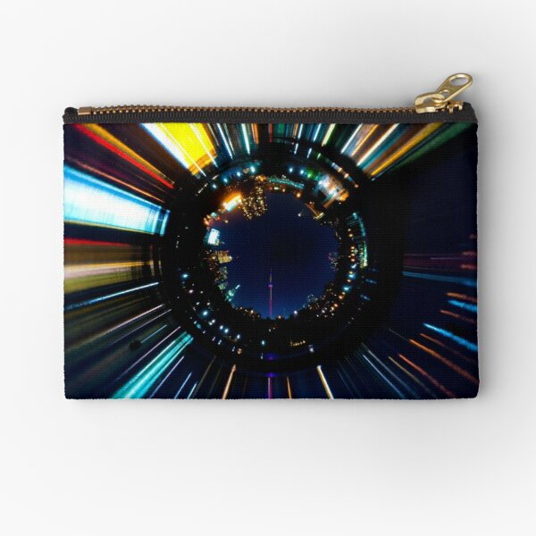 Star of the Lake Zipper Pouch