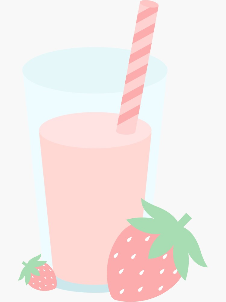 Strawberry Milk by lucidly