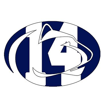 PSU Jersey Logo Hackenberg #14 by AM24