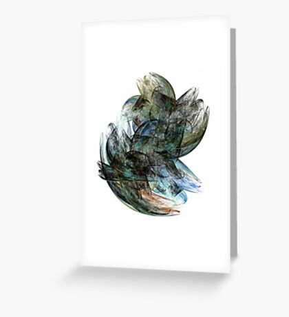 Entanglement Greeting Card
