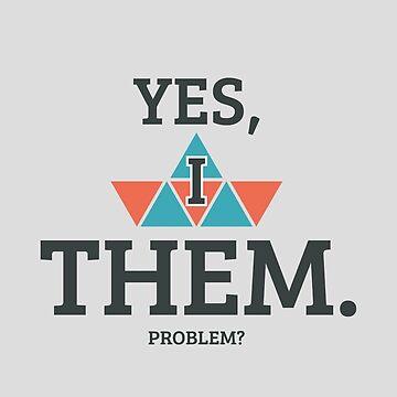 Yes, I Ship Them. Problem? by pedrojmc