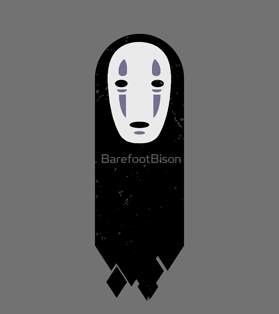 No Face The Spirit of Temptation by BarefootBison