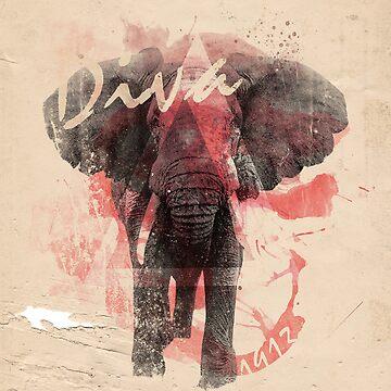 Discreetly Greek :: Elephantitus by integralapparel