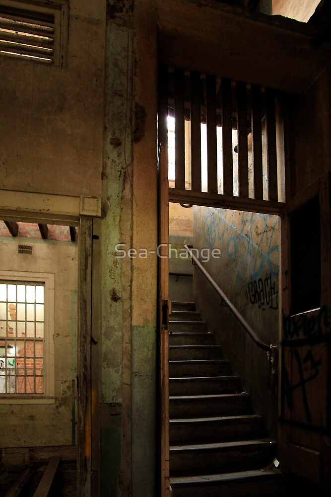The Stairwell by Sea-Change