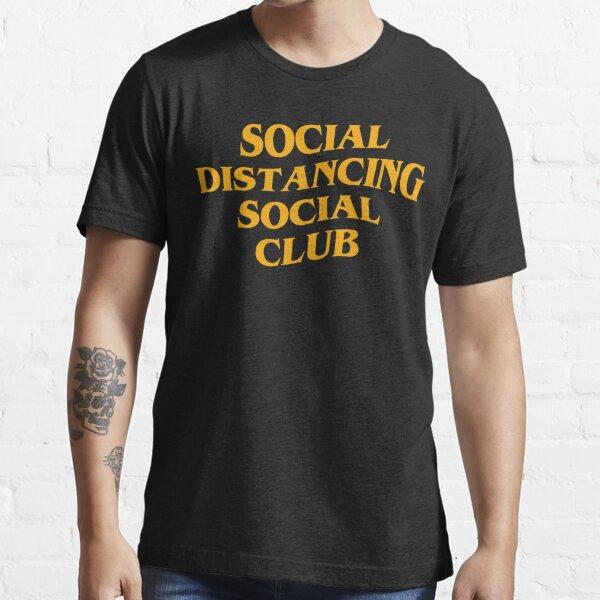 Social distancing social club Essential T-Shirt