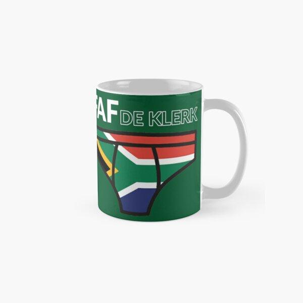 Faf De Klerk - 2019 Springbok Rugby World Cup Champion Classic Mug