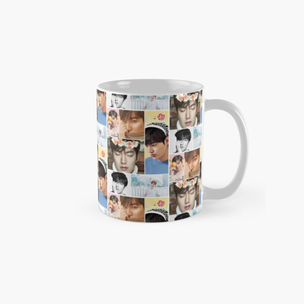 Lee min ho Classic Mug