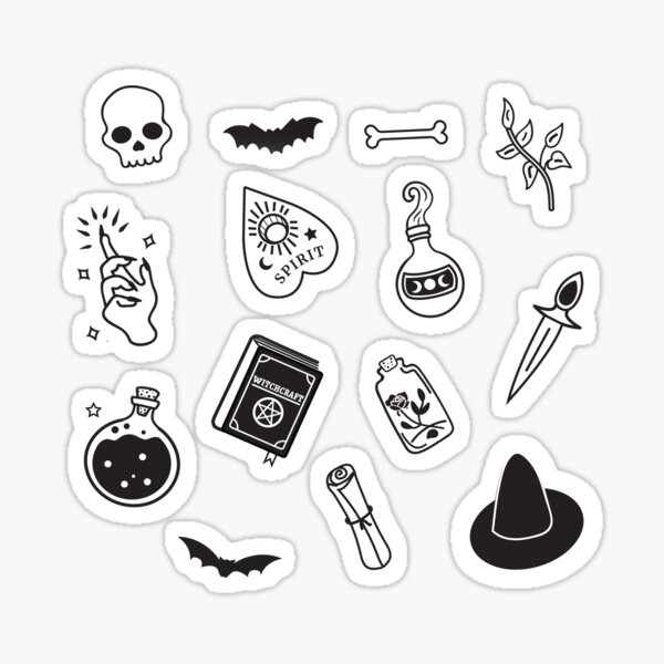 Witchy Essence  Sticker