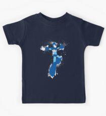 Mega Man X Splattery Any Color Shirt or Hoodie Kids Tee