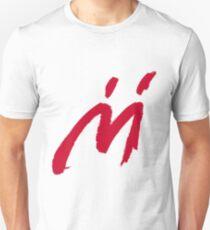 M Graffiti  Unisex T-Shirt