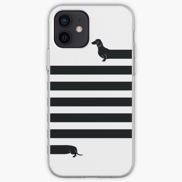 (Very) Long Dog iPhone Soft Case