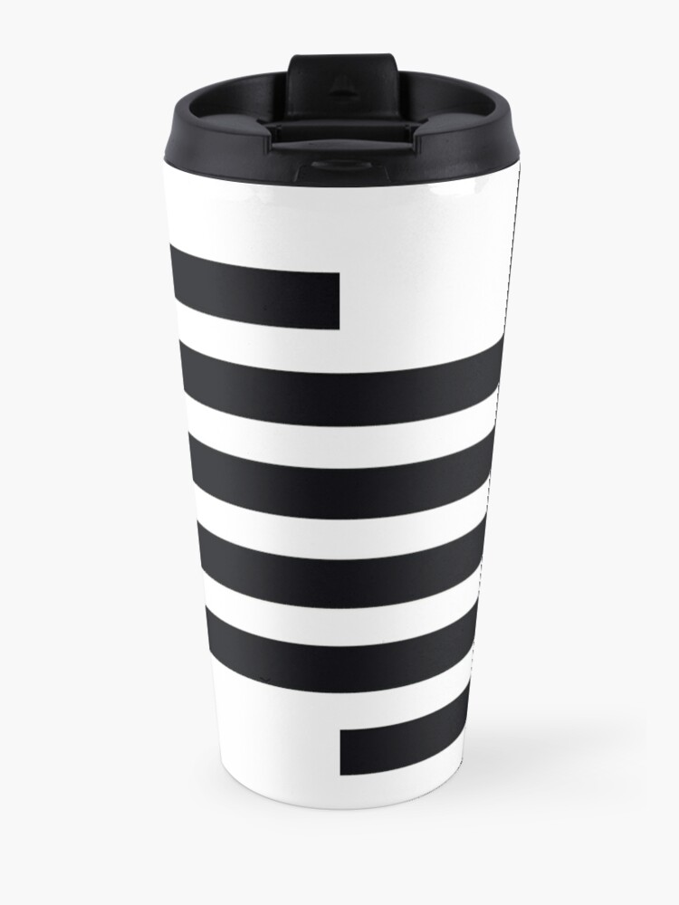 Alternate view of (Very) Long Dog Travel Mug
