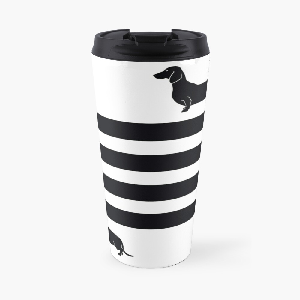 (Very) Long Dog Travel Mug
